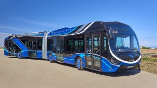 Iveco Bus má ocenění 'Sustainable Bus of the Year'