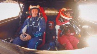 Syn Rubense Barrichella dojal skvělou jízdou svého tátu k slzám