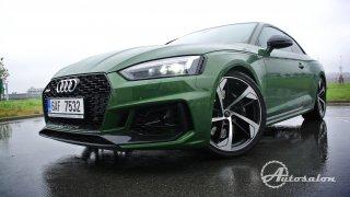 Audi RS5 - zelená, kterou budou zelení nenávidět