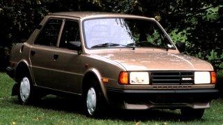 Poklady stodol a garáží: Škoda 135 GLi byla pro Západ něco jako Dacia Logan. U nás se neprodávala
