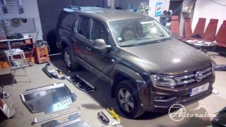 VW Amarok V6 TDI offroad tuning  2