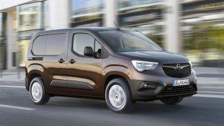 Prostorná dodávka s kompaktními rozměry. To je nový Opel Combo Van.