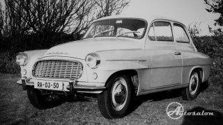 Škoda Octavia 1959 4