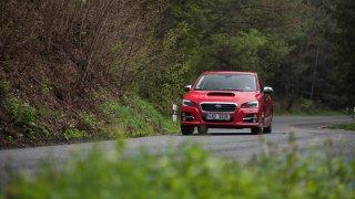 Subaru Levorg se na české silnice hodí skvěle 3