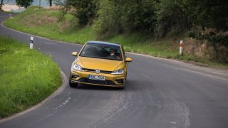 VW Golf 1.5 TSI Evo jízda 4