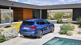 Nové BMW X3 3