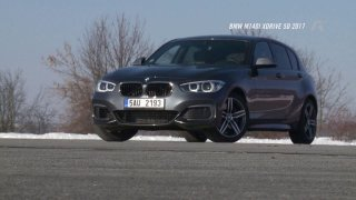 Test BMW 140i xDrive 5D 2017