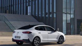 Výbava N Line pro Hyundai i30 Fastback