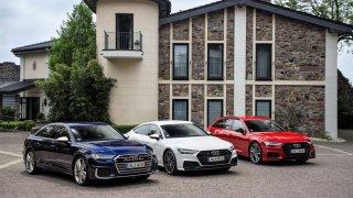 Audi se nafty nebojí. U svých sportovních modelů vsadilo na turbodiesely