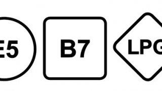 Jednotné označení paliv pro vozidla