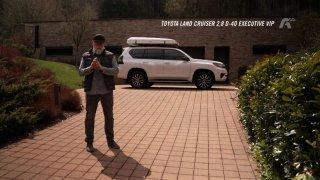 Recenze Toyoty Land Cruiser 2,8 D-4D Executive VIP a střešního stanu iKamper