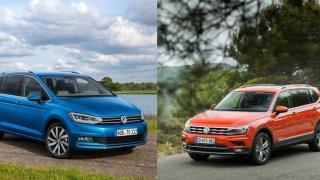 Když ojetý rodinný vůz od Volkswagenu, tak Tiguan Allspace nebo Touran. Jen pozor na specifické vady