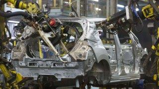 Nissan LEAF výroba