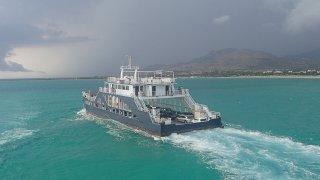 K řeckému ráji podobnému Tahiti musíte trajek