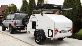 Mikro karavan Life Style Camper je perfektní parťák pro cesty za hranice všedních dnů