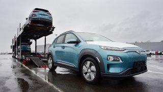 V Česku byl vyroben první sériový elektromobil! Je jím Hyundai Kona Electric