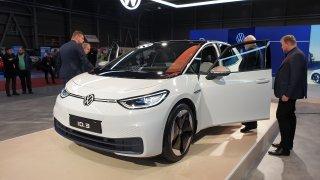 Volkswagen ID.3 na e-Salonu