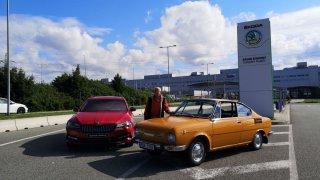 Splnil jsem si dětský sen. Test kupé Škoda 110R protkaný spoustou emocí a nostalgie