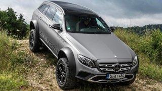 Mercedes E All-Terrain 4x4^2 4