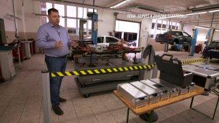 Reportáž o servisu a údržbě elektroaut