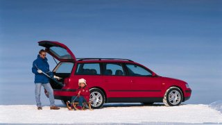 Volkswagen Passat Variant (B5) 4MOTION