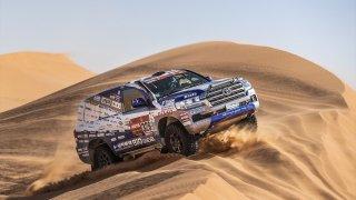 Toyota Land Cruiser Rallye Dakar