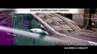 Návrh elektromobilu budoucnosti: Kia Niro EV Concept