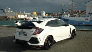 Honda Civic Type R exterier 1