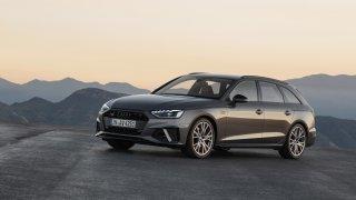 Audi A4 Avant 2019 3