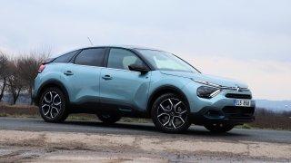 Auto roku 2021? Zcela nový Citroën e-C4 vypadá božsky a jezdí fantasticky. Není ale pro větší rodiny