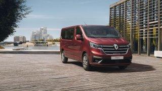 Nový Renault Trafic Passenger a SpaceClass: pro podnikatele, velké rodiny i dobrodruhy