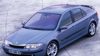 Renault Laguna (2000-07)