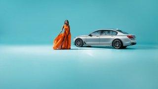 BMW řady 7 ve výroční edici 40 Jahre. 3