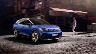Volkswagen oficiálně představil elektrické SUV ID.4. Sourozenec Skody Enyaq ujede až 520 km