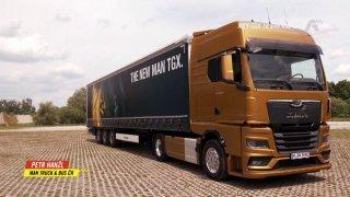 Recenze nového tahače MAN TGX 18.640 4x2 GX