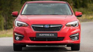 Nové Subaru Impreza je prostorný hatchback. 2