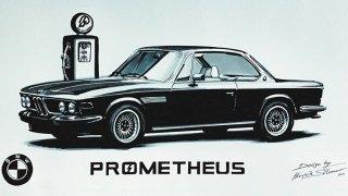 BMW se chystá vyrábět benzin ze vzduchu. Nápad, který by obrátil trh naruby, myslí smrtelně vážně
