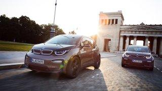 BMW i3 a BMW i3s 120 Ah