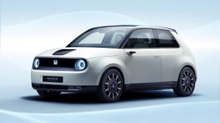 Honda e Prototype se prezentuje světu v Ženevě