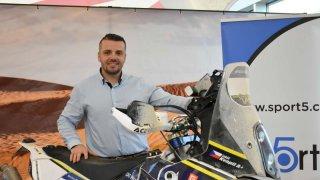 Lukáš Kvapil se vrací na motocykl a pojede do Dakaru