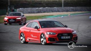 Audi Driving Experience na vlastní kůži