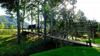 Resort Malevil - odpočinek pro celou rodinu na úpatí Lužických hor