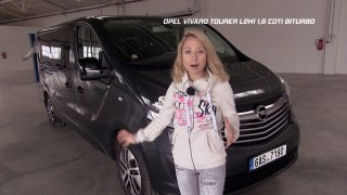 Test Opelu Vivaro Tourer 1.6 CDTI BiTurbo