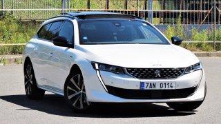 Test nového Peugeotu 508 SW: Hledali jsme klady a zápory velkého francouzského kombíku