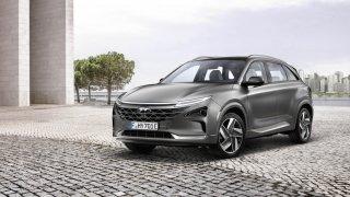 Hyundai zahajuje prodej vodíkového elektromobilu NEXO