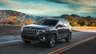 Jeep modernizuje model Cherokee