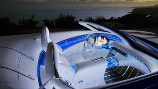 Mercedes-Maybach 6 v provedení kabriolet vypadá ja