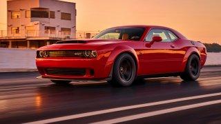 Dodge Demon už zná svojí cenu. Je pekelně lákavá!