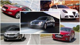 Proklepli jsme ojetý VW Golf a mladší soupeře v ceně kolem čtvrt miliónu. Jakým motorům se vyhnout?