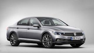 Volkswagen Passat 2019 1